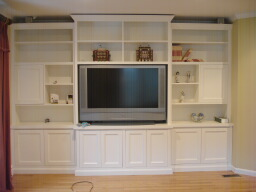 Built-ins and Custom Furniture